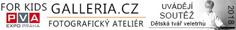 Fotograf Praha Jakub Morávek focení soutěže for kids 2018 pva expo praha fotografický ateliér galleria focení dětí rodinné focení