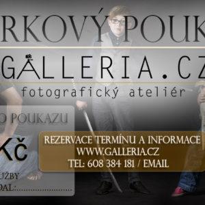 Dárkový poukaz na fotografické služby v hodnotě 3500,- kč koupimobraz.cz ve spolupráci s galleria.cz fotogarfickým ateliérem. Fotograf Jakub Morávek3.